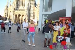 2019-06 - lamovida Dancefloor auf dem Muensterplatz